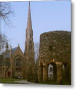 Channing Memorial Church Metal Print