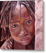 Chantal Metal Print