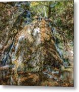 Chantara Waterfalls - Cyprus Metal Print