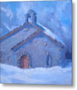 Chapel Of Assent Metal Print