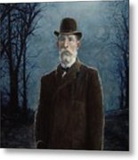 Charles A. Squires Metal Print