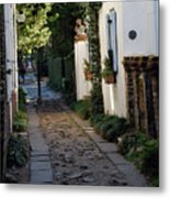Charleston Alley 1 Metal Print