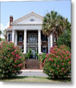 Charleston At His Best Metal Print