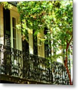 Charleston Style 2 Metal Print