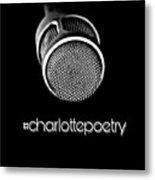 #charlottepoetry Photo Poster Art Metal Print