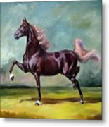 Charmed And Bewitched Metal Print