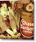 Chase And Sanborn Metal Print