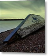 Chasewater Glow Metal Print