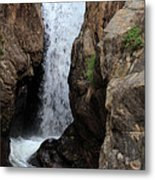 Chasm Falls 2 - Panorama Metal Print