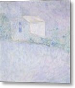 Chateau - House In France Metal Print