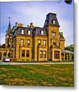 Chateau-sur-mer Metal Print