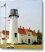Chatham Lighthouse Metal Print