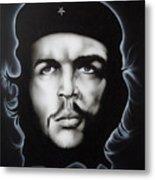 Che Guevara Metal Print by Stephen Sookoo
