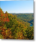 Cheat River Metal Print