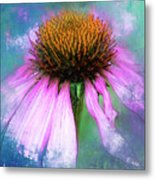Cheerful. Metal Print