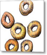 Cheerios 2 Metal Print
