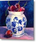 Cherry Delights Metal Print
