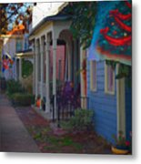 Chesapeake City Too Metal Print