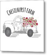 Chesilhurst Farm Metal Print