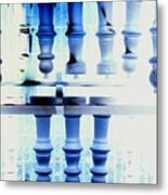 Chess Anyone 2 Metal Print