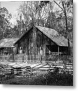 Chesser Island Homestead Metal Print