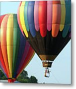 Chester County Balloon Fest 8765 Metal Print