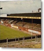 Chester - Sealand Road - Main Stand 1 - 1969 Metal Print