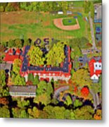Chestnut Hill Academy 500 West Willow Grove Avenue Metal Print