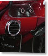 Chevrolet Bel-air Metal Print