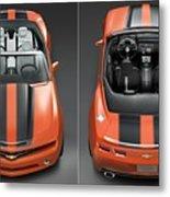 Chevrolet Camaro Convertible Concept 5  Metal Print