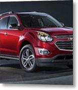Chevrolet Equinox Ltz 2016 1920x1200 001 Metal Print
