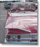 Chevrolet Impala Metal Print