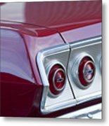 Chevrolet Impala Ss Taillight 2 Metal Print