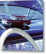 Chevrolet Nomad Toy Car Metal Print