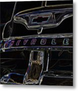 Chevrolet 2 Metal Print