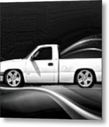 Chevrolet Super Sport Pickup Metal Print