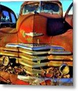 Chevrolet Truck 1 Metal Print