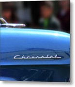 Chevy Blues Metal Print