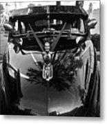 Chevy Fleetline Close Up 1 Metal Print