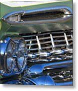 Chevy Low And Slow Metal Print