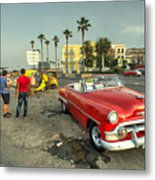 Chevy On The Prom  Metal Print