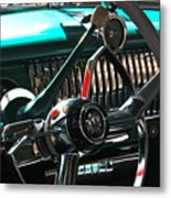 Chevy Powerglide Metal Print