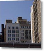 Chicago Buildings Metal Print