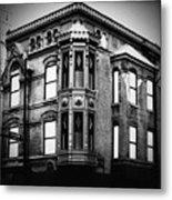 Chicago Historic Corner Metal Print