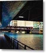 Chicago Water  Metal Print