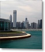 Chicago Waterfront Metal Print