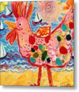 Chicken Of The Sea #2 Metal Print