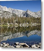 Chickenfoot Lake Metal Print