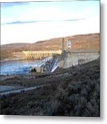 Chief Joseph Dam Metal Print