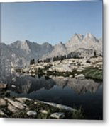 Chief Lake Metal Print